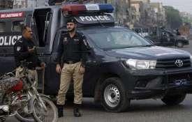Pakistan Polio, Pakistan Polio Shot Dead, Pakistan Polio Police, Pakistan- India TV Hindi