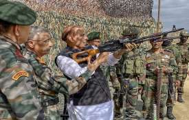 Rajnath Singh approves Rs 499 crore budgetary support for innovations in defence sector राजनाथ ने र- India TV Hindi