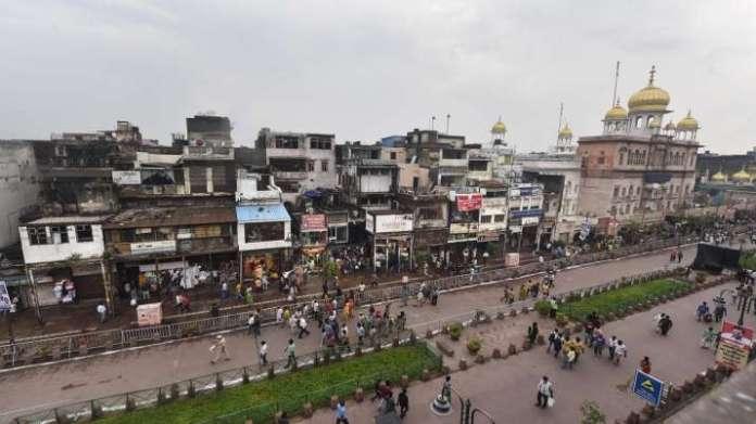 दिल्ली की चांदनी चौक बाजार का कायाकल्प, Photos में देखिए 'नया लुक', CM केजरीवाल ने किया उद्घाटन