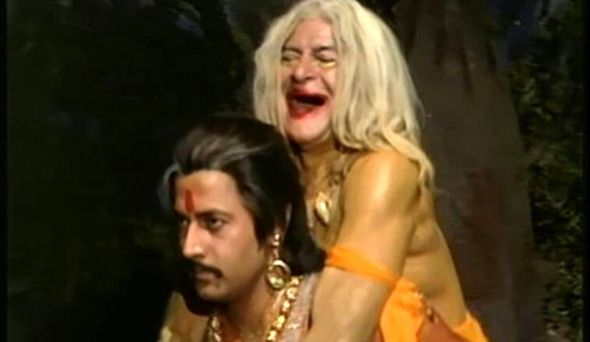 90s' Indian TV show - Vikram Aur Betal