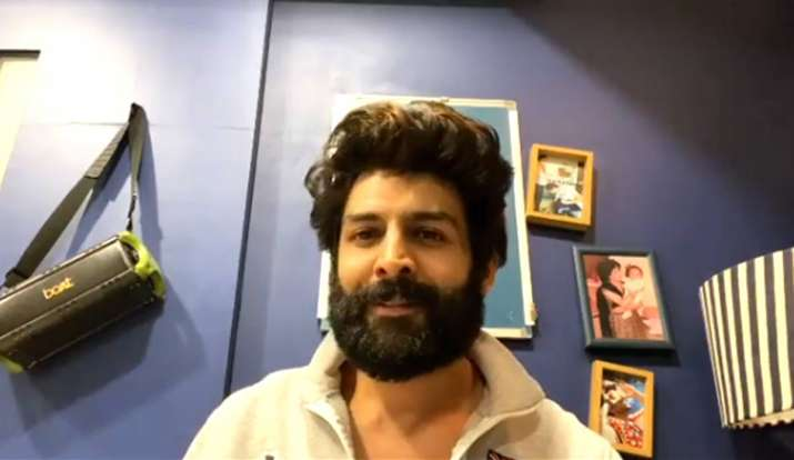 Kartik Aaryan- India TV