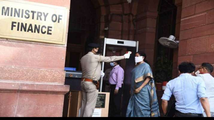 Govt Rs 1.1 lakh cr borrowing window for meeting GST shortfall- India TV Paisa