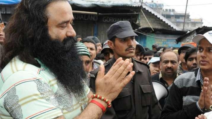 गुपचुप तरीके से 1 दिन के लिए जेल से बाहर आया था राम रहीम