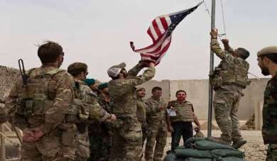 More than half the work of withdrawing US troops from Afghanistan completed, process completed by July 4