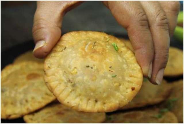 Atta Pizza Kachori- India TV Hindi