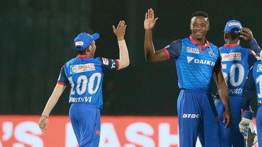 IPL 2020, RR vs DC: Kagiso Rabada ...- India TV Hindi