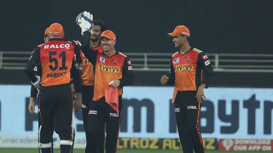 Sunrisers Hyderabad Beat Kings XI Punjab By 69 Runs SRH vs KXIP- India TV Hindi