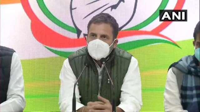 राहुल का ट्विटर अकाउंट अस्थायी रूप से निलंबित, बहाली की प्रक्रिया जारी: कांग्रेस - India TV Hindi