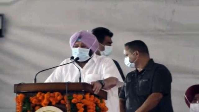 Don't Protest in Punjab, Go to Delhi or Haryana, Captain Amarinder Singh Tells Farmers- India TV Hindi