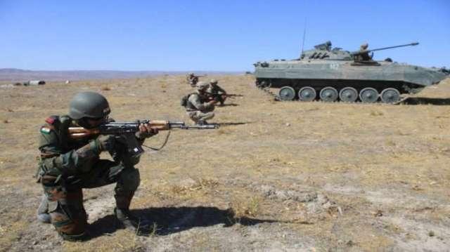India Army Kazakhstan Army raid on a terrorist hideout joint military exercise भारतीय सेना-कजाखस्तान- India TV Hindi