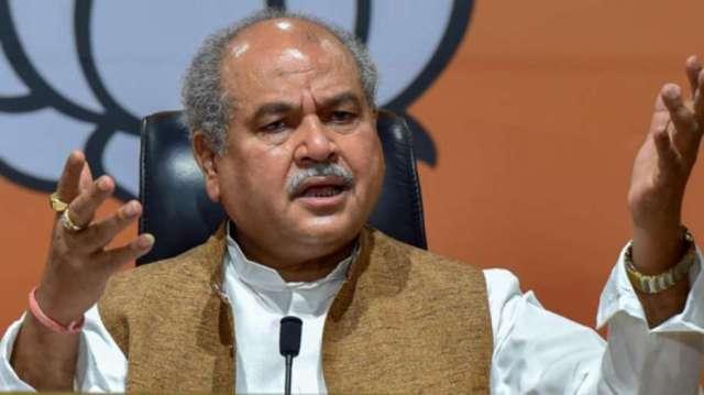 Narendra Singh Tomar, Narendra Singh Tomar Agricultural Reforms, Narendra Singh Tomar Farmers- India TV Hindi