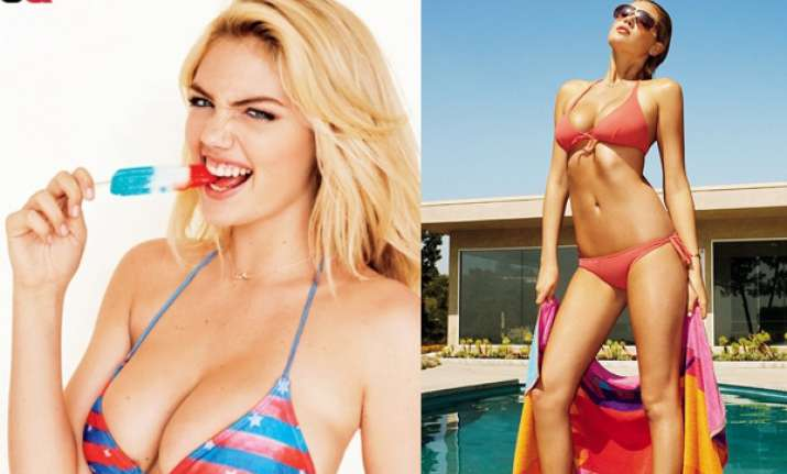 Kate Upton Goes Topless For Gq Photoshoot