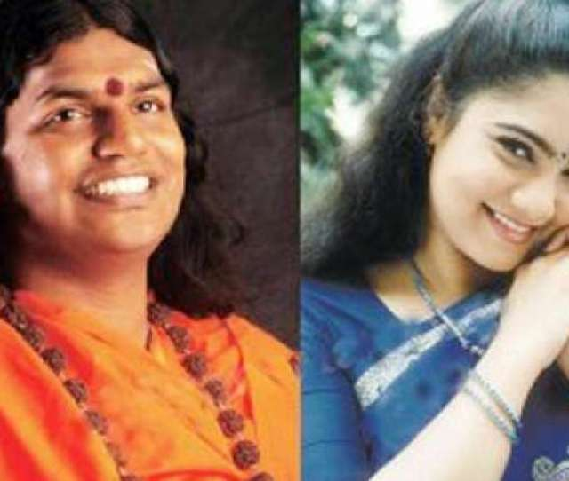 Another Tamil Actress Surfaces In Swami Sex Video