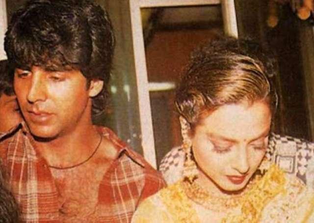 Image result for rekha and akshay