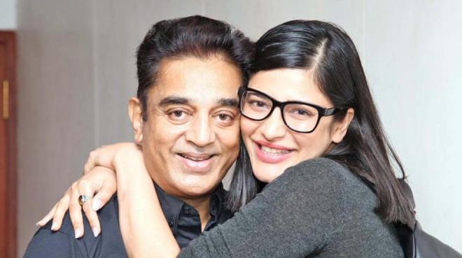 Shruti Haasan shares heartfelt message on father Kamal Haasan's political journey | Celebrities News – India TV