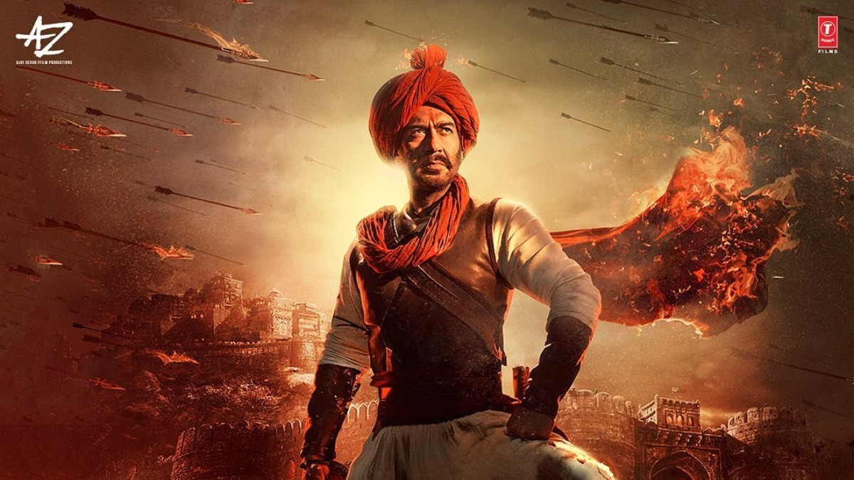 Tanhaji Box Office Collection Daywise India Overseas