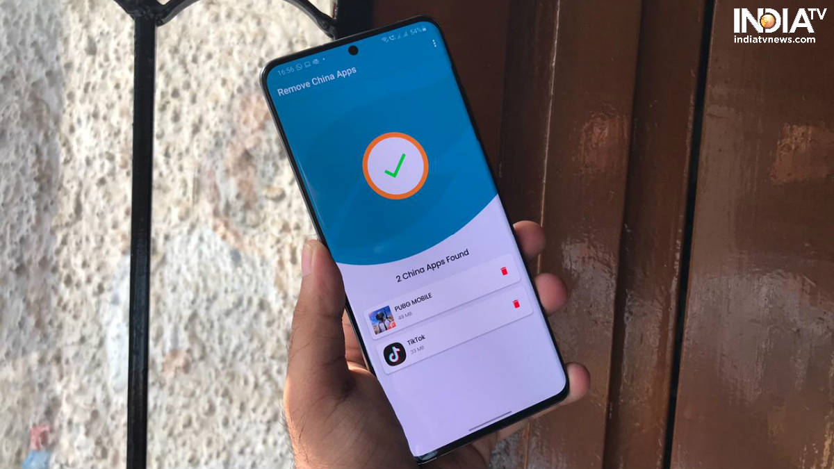 India Bans Chinese Apps Netizens Target Tiktok Users With