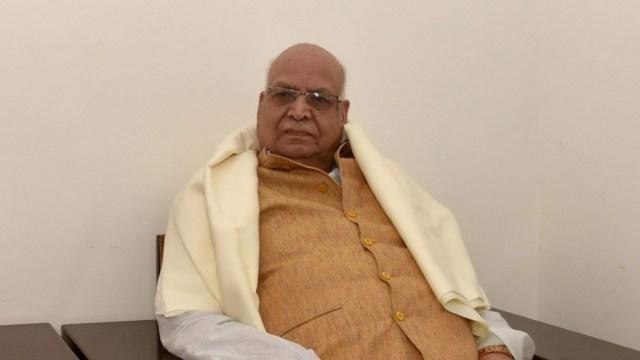 Breaking: Madhya Pradesh Governor Lalji Tandon passes away   India ...