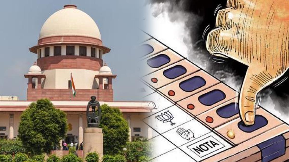 News Roundup - Supreme Court Verdict On NOTA