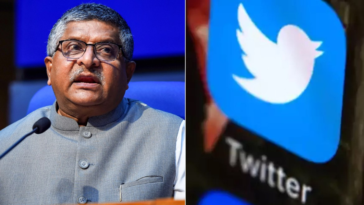 Twitter deliberately chosen path of non compliance with new IT rules, says Ravi  Shankar Prasad | India News – India TV