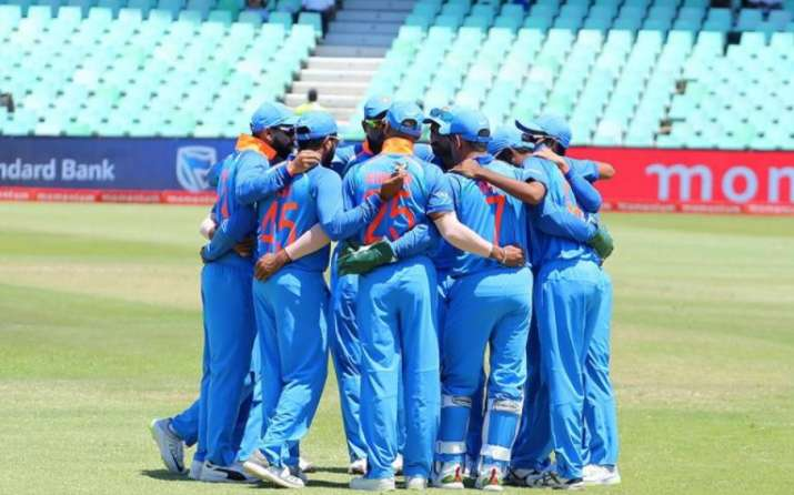 Live Cricket Score India Vs South Africa 2nd Odi India Look