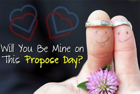 Propose Day 2018 images