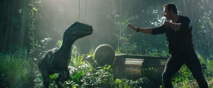 India Tv - Jurassic World: Fallen Kingdom non-stop with a crash during a Chinese box office