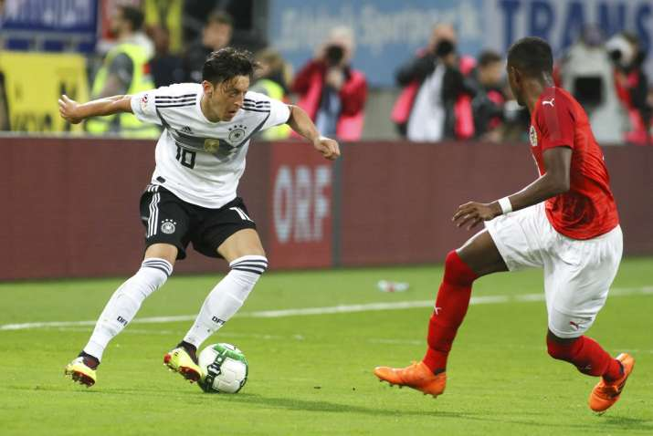 FIFA 2018 WC: Germany beaten by Austria 2-1 on Manuel Neuer's return in  warm-up