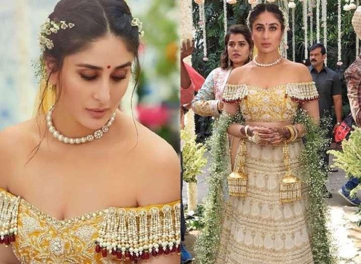 Image result for kareena kapoor wedding veere