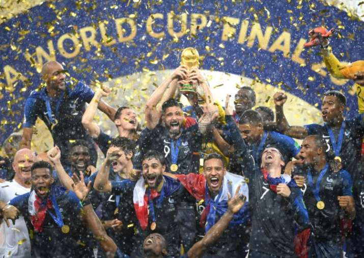 8640be84e FIFA World Cup 2018 Final  Mbappe