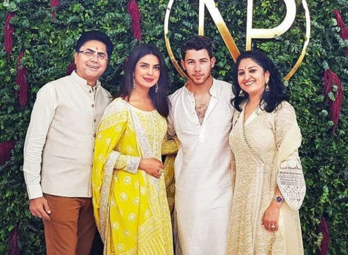 Has Priyanka Chopra And Nick Jonas Zeroed In On Hawaii As Their Wedding Destination Celebrities News India Tv