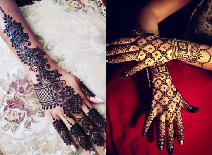 Eid Al Fitr 2019 10 Simple Mehendi Designs To Decorate Your Hands This Holy Festival Books News India Tv