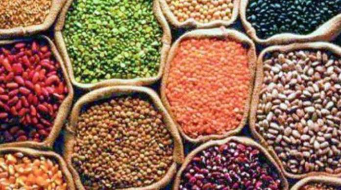 Massive operation for distribution of pulses underway: Govt