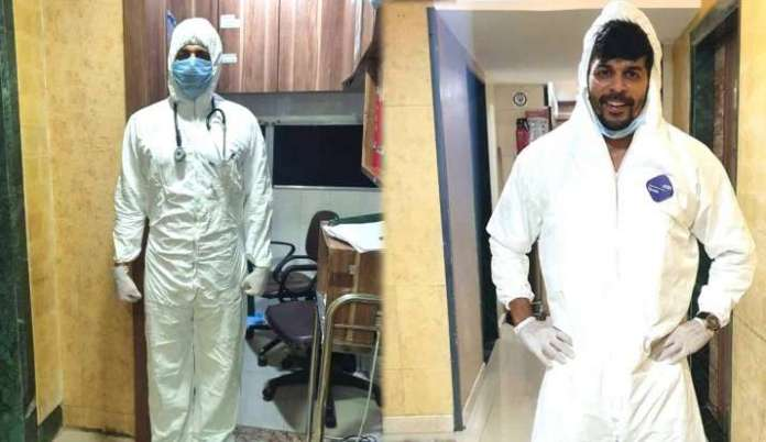Dr. Ashish Gokhale, coronavirus