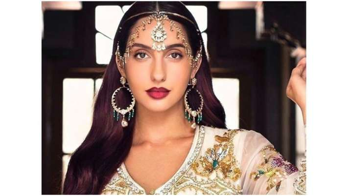 Nora Fatehi is 'grateful for being alive and healthy' in this 'crazy time'