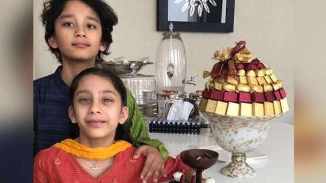 India Tv - Iqra and Shahraan