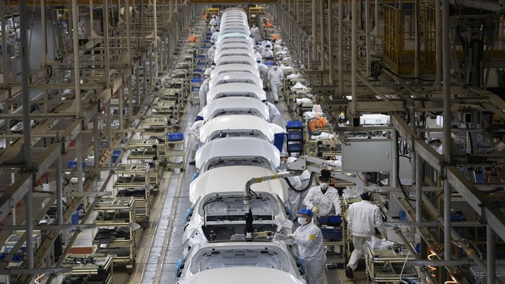 China's position as world's low-cost factory under threat as companies prodded to rely less