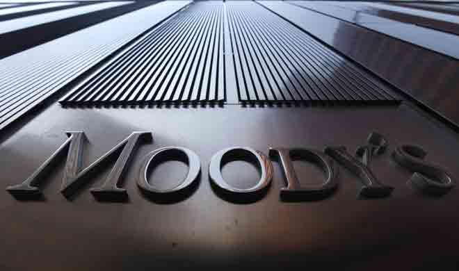 Moody's ups FY'21 India growth forecast to (-) 10.6 per cent