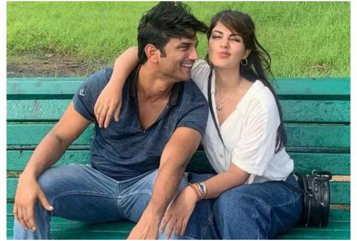 Rhea Chakraborty, family left building in middle of night with big suitcases, say reports