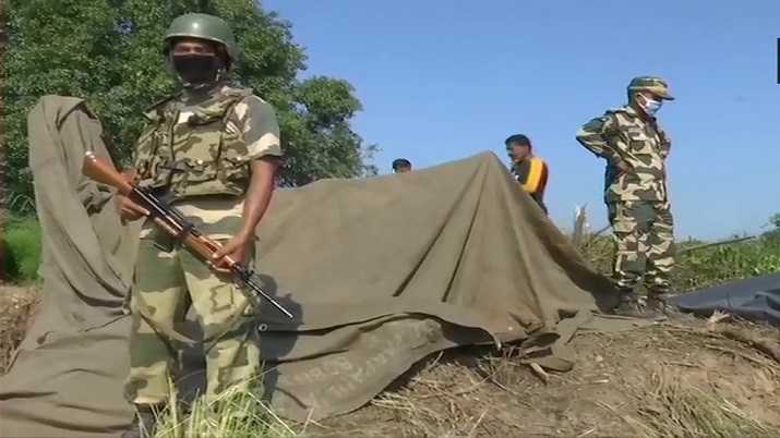 India Tv - BSF detects tunnel along India-Pak border in Jammu