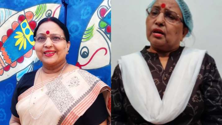 Folk singer Sharda Sinha tests positive for COVID-19
