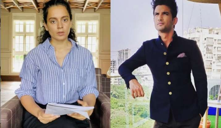 Kangana Ranaut joins Twitter, shares video calling Sushant Singh Rajput's death case inspiration beh
