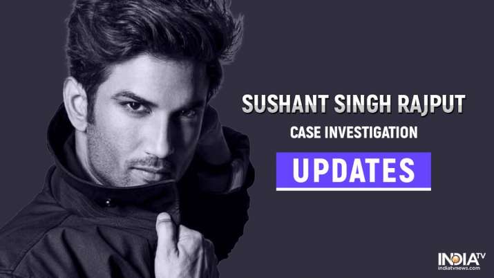 Sushant Singh Rajput Case LIVE: CBI and CFSL team reconstruct sequence of events, sister prays for j
