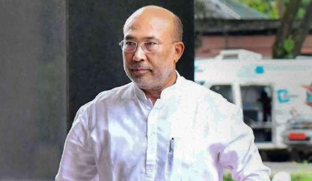 Manipur cabinet reshuffle