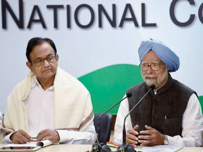 Manmohan, Chidambaram to skip Parliament proceedings on health grounds