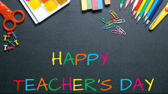 Happy Teachers Day Easy Speech Ideas For Teachers Day Speech Teachers Day Speech Wishes Books News India Tv