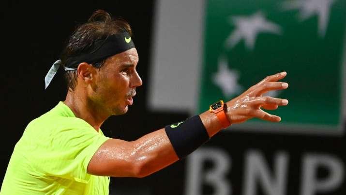 Italian Open 2020 Rafael Nadal Loses In Quarterfinals Novak Djokovic Enters Semis News Chant