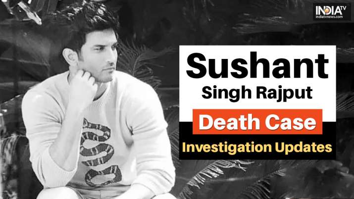 Sushant Singh Rajput Death Case LIVE: NCB interrogation stopped after one SIT member tests COVID19 positive