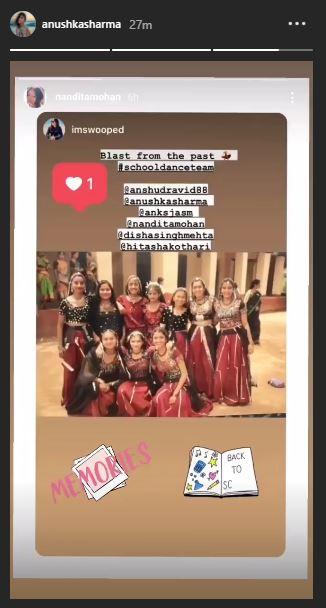 India Tv - Anushka's Insta post