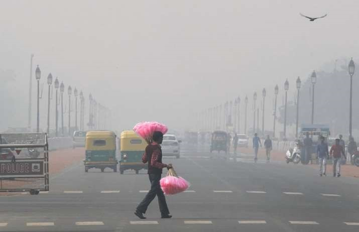 Air pollution linked with 15 per cent COVID-19 deaths